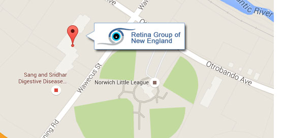 Retina Group of New England Norwich
